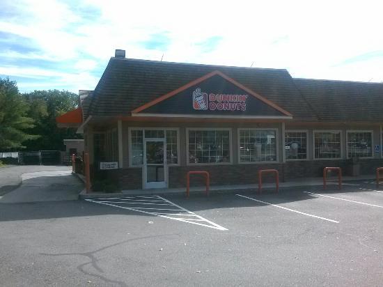 Dunkin Donuts Rte 44 Rehoboth