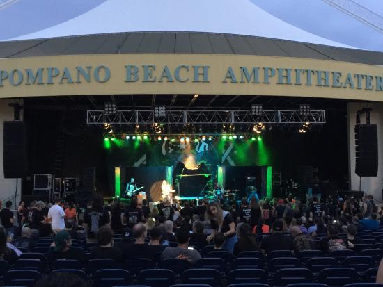 Motörhead Anthrax Sept 2017 Picture Of Pompano Beach