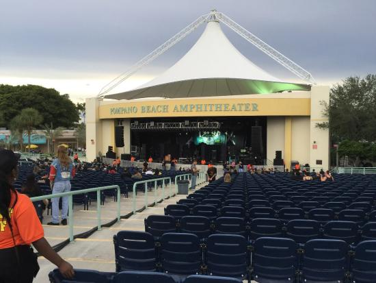 Restaurants Near Pompano Beach Amphitheatre