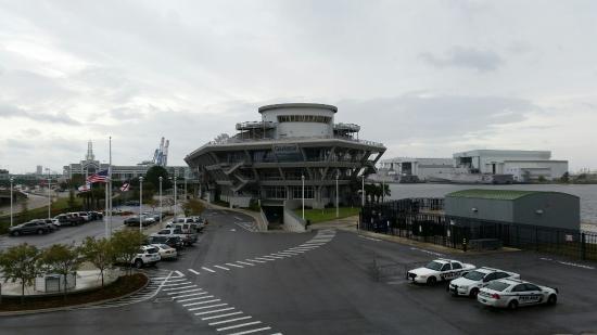 Boat museum car parks