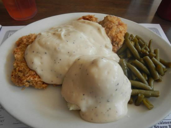 Plattsmouth, NE: Chicken Fried Steak Entree