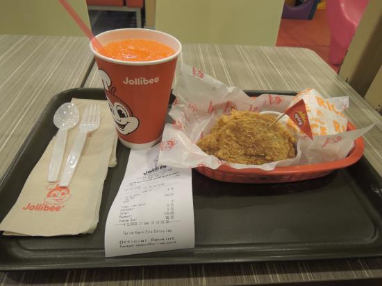 More than just a Fast Food - Review of Jollibee, Bandar Seri