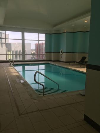 Westin Virginia Beach Town Center Indoor Pool