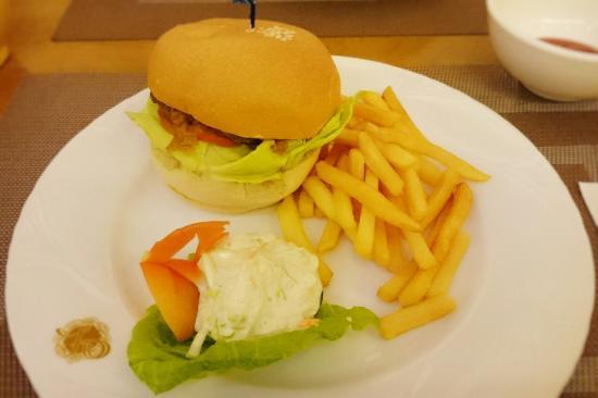 Le Amoretto Cafe & Bar: 食事2