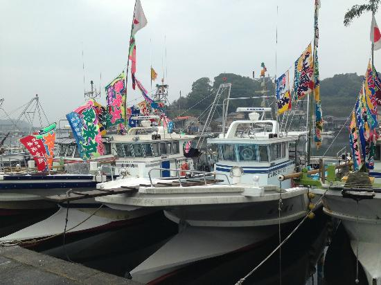 Fukae Asaichi Fish Market