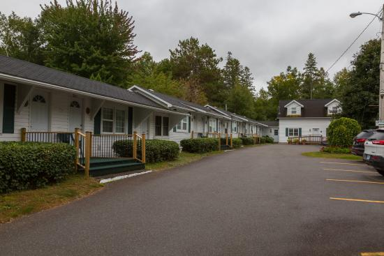 Allen's Motel: Alan's Motel - Kentville, Nova Scotia