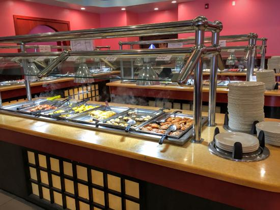 Ocean China Super Buffet Charleston Restaurant Reviews