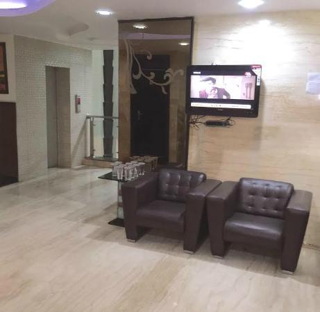 Hotel O'delhi: Lobby