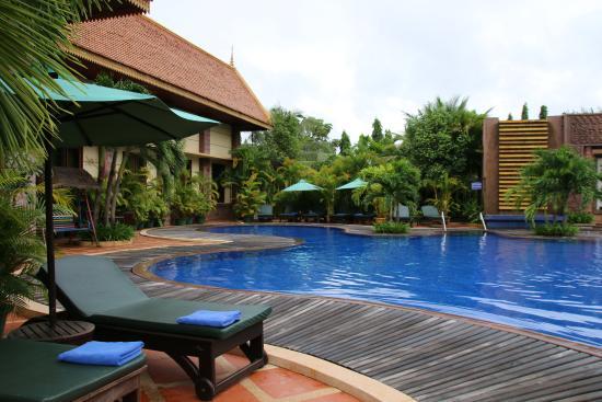 Angkor Era Hotel : 앙코르에라 호텔_실외 수영장