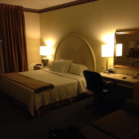 Holiday Inn Express Monterrey Tecnologico: quarto