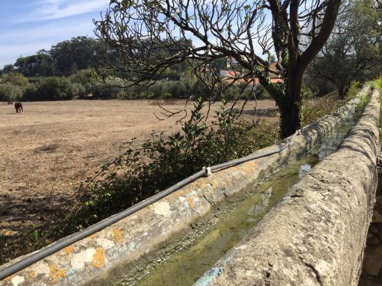 Algueirao - Mem Martins, Portugal: Aqueduct
