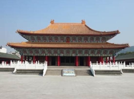 Confucius Temple: 建物