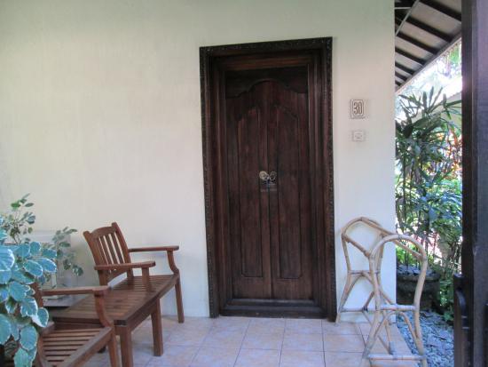 Benoa Beach Front Villas & Spa: my room
