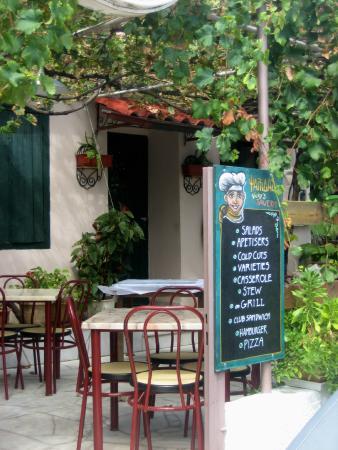 Vicky's Taverna, Lefkakia, Greece