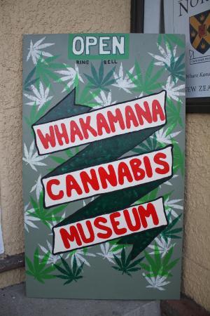 Whakamana Cannabis Museum