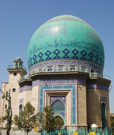 Hosseiniyeh Ershad Mosque