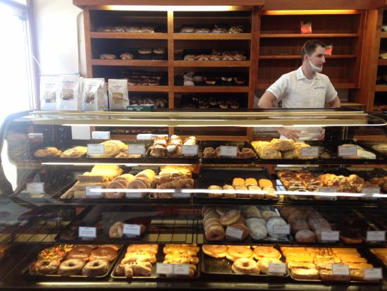 Sluys Poulsbo Bakery : Just when you thought you saw everything, there's more.