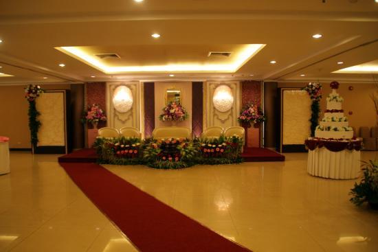 Sanno Hotel: ballroom sanno