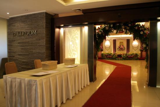 Sanno Hotel: sanno ballroom