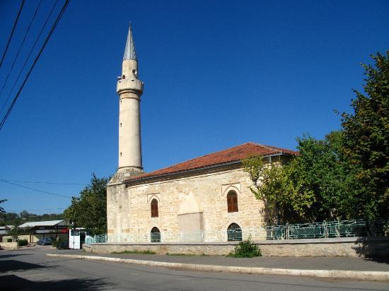 Geamia Ali-Gazi Pașa