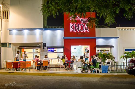 Restaurante Knoa