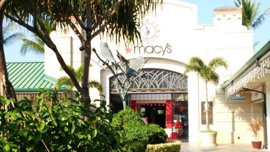 Kings' Shops: メイシーズ