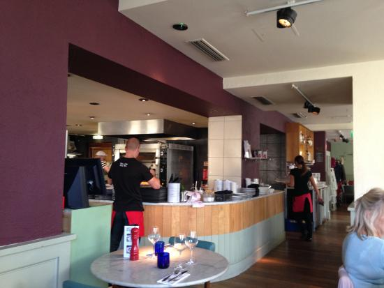 Pizza Express Stamford Picture Of Pizza Express Stamford