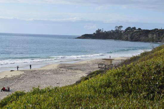 Dana Point, CA: salt creek beach