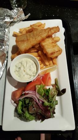 Rockford Adelaide: fish and chips