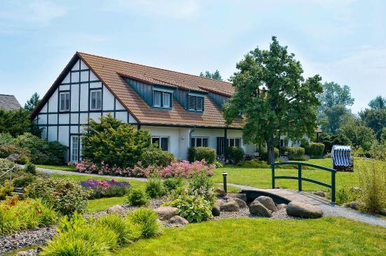 Hotel Der Wilde Schwan: In den Gärten des Wilden Schwans