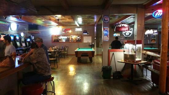 Pool Tables Picture Of Cadillac Jack S Saloon Grill Pendleton