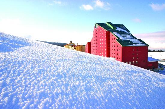 Karinna Hotel Uludag: Sky
