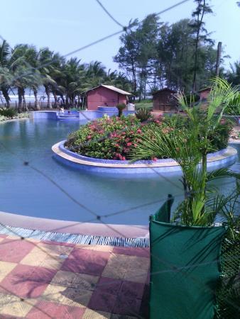 Ratnasagar Beach Resort : Swimmimg Pool