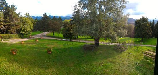 Residenza di Campagna Montelleri : la vista dalla mia camera