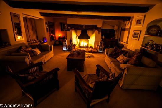 Lea, UK: Guests Lounge