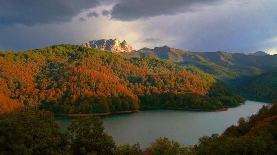 Ganja, Αζερμπαϊτζάν: Озеро Гейгель