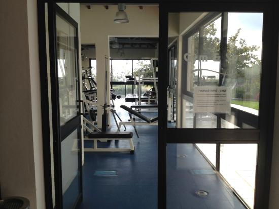 Rodon Mount Hotel and Resort: oldfashioned gym