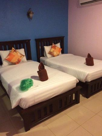 Phi Phi Don Chukit Resort: номер