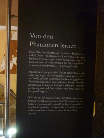 Schloss Rochsburg: Eingang zum Kellergewölbe - Lagerraum