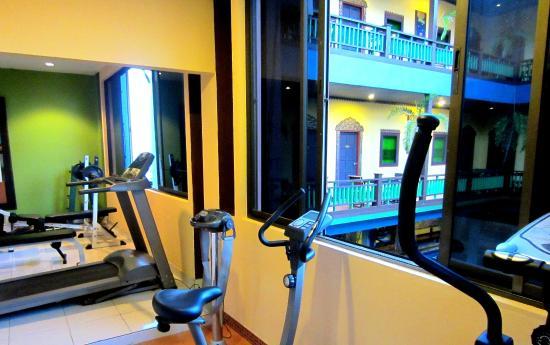Lanna Boutique Resort: fitness
