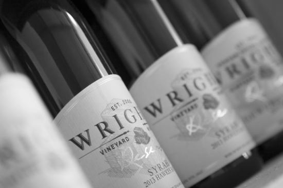 Manutuke, Nueva Zelanda: Wrights Vineyard and Winery organic wines Gisborne