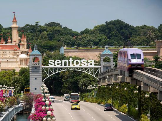 Sentosa Island, Singapore: Sentosa Gateway