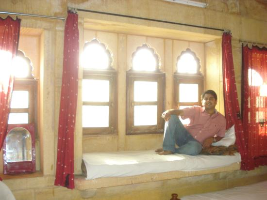 Hotel Siddhartha: Fort View Room