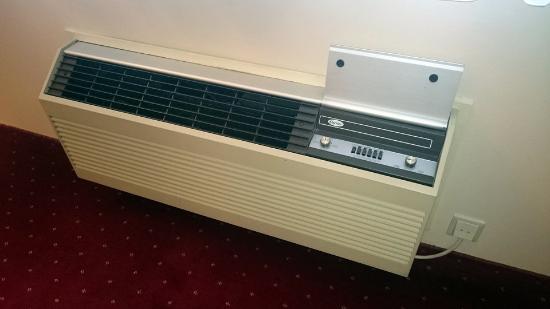 BEST WESTERN Hotel Jena: Klimaanlage