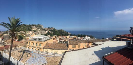 Hotel Villa Chiara: View from the Terrace