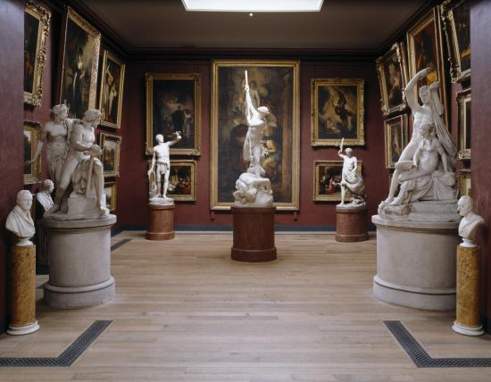 Petworth House and Park: The North Gallery, Petworth House