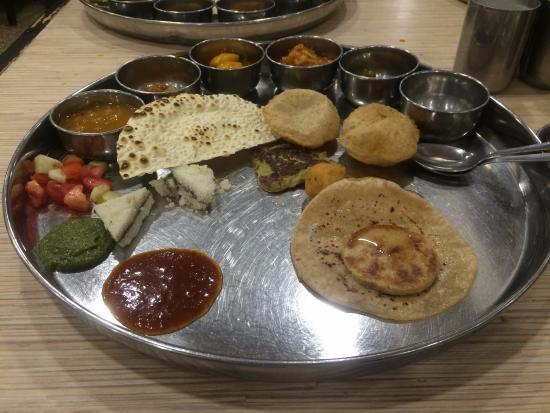 Hotel view picture of atithi ahmedabad tripadvisor for Atithi indian cuisine