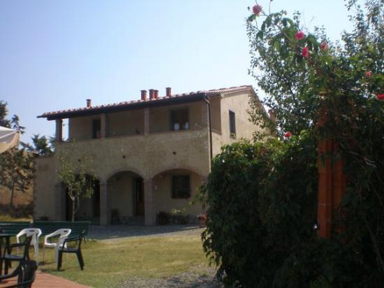 Agriturismo Serraspina Volterra