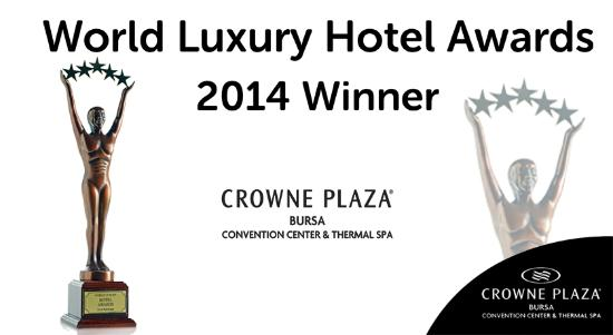 World Luxury Hotel Award 2014