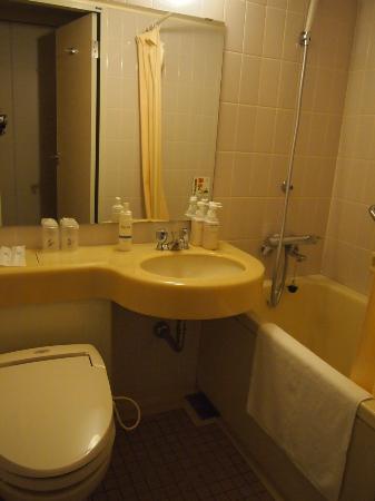 Shonan Village Center: バスルーム